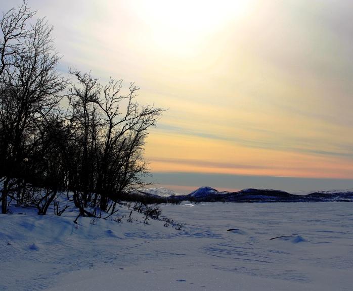Kilpisjärvi 2013. Canon Eos 350d